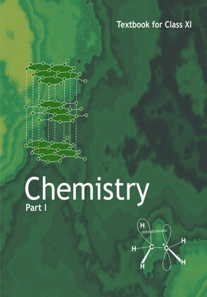 NCERT CHEMISTRY PART I - SCIENCE BOOK BOR CLASS 11
