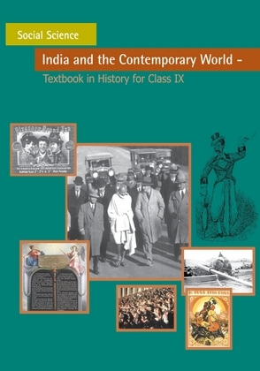 NCERT INDIA AND CONTEMPORARY WORLD-I TEXTBOOK FOR CLASS 9