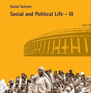 SOCIAL AND POLITICAL LIFE-III BOOK FOR CLASS 8