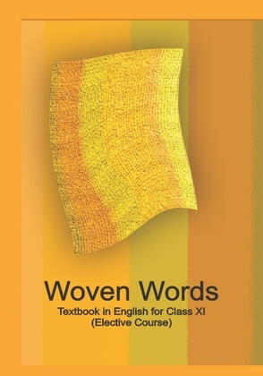 NCERT WOVEN WORDS ENGLISH BOOK FOR CLASS 11